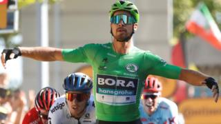 Peter Sagan wins stage six of the 2019 Tour de France