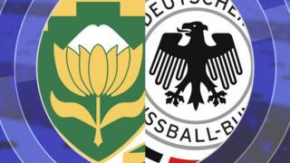 South Africa v Germany