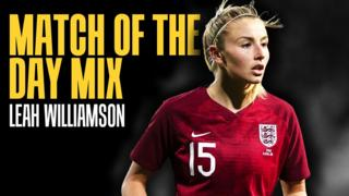 MOTD Mix: Leah Williamson