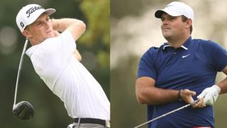 Will Zalatoris and Patrick Reed