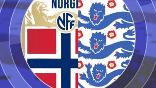 Norway and England