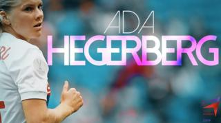 Meet BBC Women's Footballer of the Year contender Ada Hegerberg