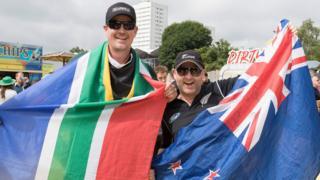 NZ V SA