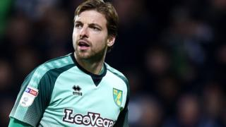 Norwich goalkeeper Tim Krul