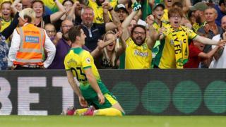 Norwich City's Kenny McLean