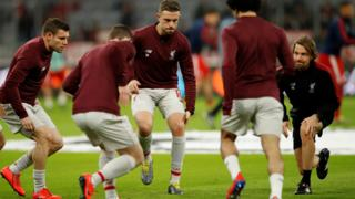 Milner and Henderson train