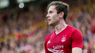 Aberdeen's Jon Gallagher