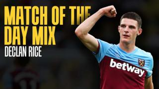 Match of the Day Mix: Declan Rice
