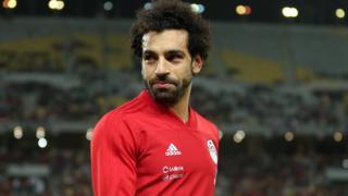 Egypt's Mo Salah