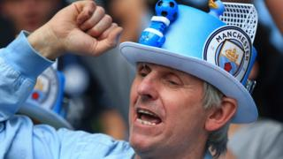 Man City fan