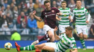 Hearts Celtic
