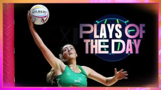 Netball World Cup 2019 Plays of Day five