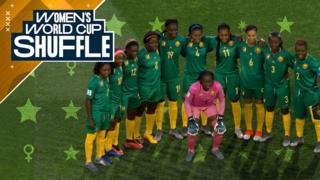 Cameroon Womens football team