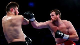 David Price attacks Dave Allen