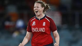 England's Anya Shrubsole