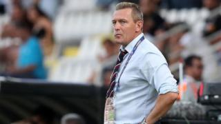 England Under-21 boss Aidy Boothroyd