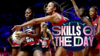 Netball World Cup: Skills of the day