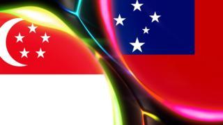 Singapore v Samoa