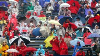 Japanese GP fans in 2004