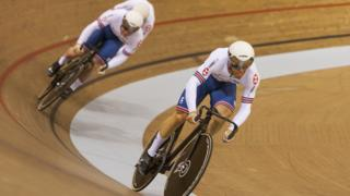 Jack Carlin & Jason Kenny