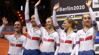Great Britain celebrate world silver