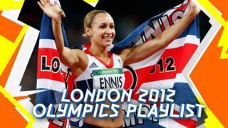 GB's Jessica Ennis