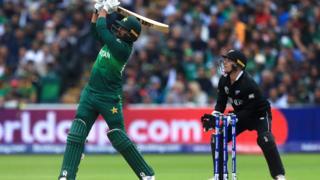 Pakistan's Haris Sohail