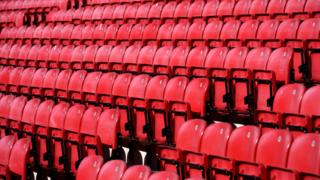 Anfield stadium empty seats