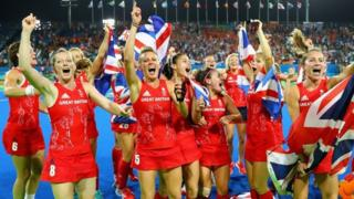 Great Britain women's hockey team
