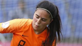 Ilham Abali of Netherlands