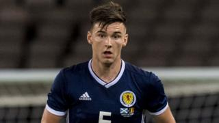 Kieran Tierney is not fit to play for Scotland in Astana