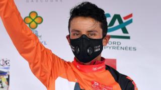 Egan Bernal wins stage three