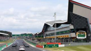 British GP at Silverstone
