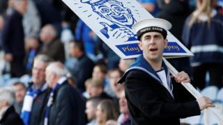 Portsmouth fan