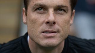 Fulham boss Scott Parker