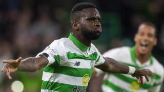 Celtic v AIK