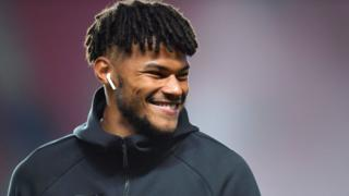 England defender Tyrone Mings