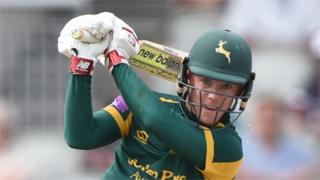 Nottinghamshire Tom Moores