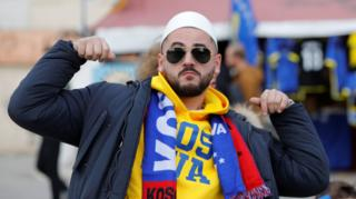 Kosovo fan