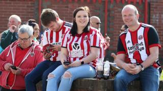 Sheffield United fans