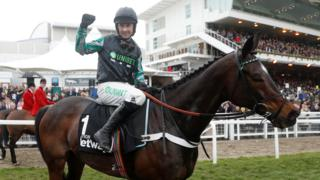 Nico de Boinville on Altior