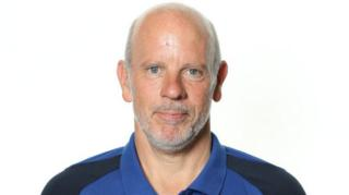 Phil Riley has been England's first-team doctor for around 12 months