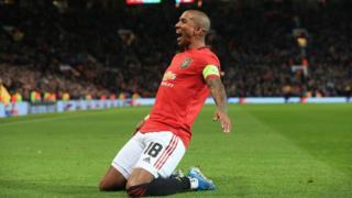 Manchester United v AZ Alkmaar