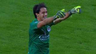 Antonio Rodriguez celebrates