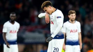 Tottenham v Ajax