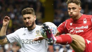 Leeds United v Nottingham Forest
