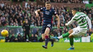 Celtic v Ross County