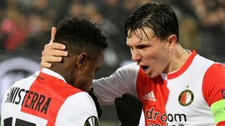 Feyenoord v Rangers