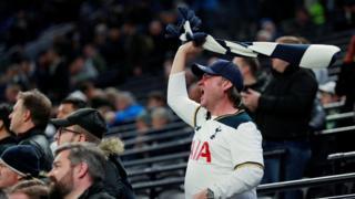 Tottenham fan