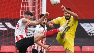 Sheffield United v Fulham
